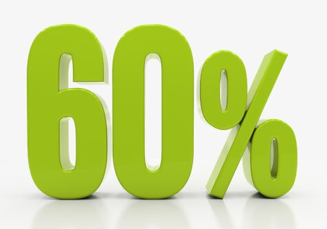 60% משכנתא